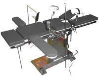 Стол операционный с электроприводом, с регулируемой высотой панели СОМэп-01