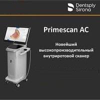 Primescan AC - интраоральный сканер.